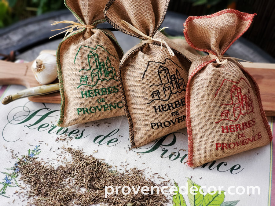 Herbes de Provence is a traditional mixture of aromatic herbs that grow in the Hills of Provence. Harvested in a special way to deliver the best taste to your dishes.​ The herbs included in this mix are: thyme, fennel, rosemary, oregano, summer savory, basil, marjoram.