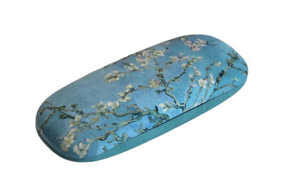 ALMOND BLOSSOMS by Vincent Van Gogh Art Designs hard shell Eyeglass Cases