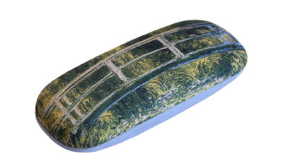 WATER LILY POND by Claude Monet Art Designs hard shell Eyeglass Cases