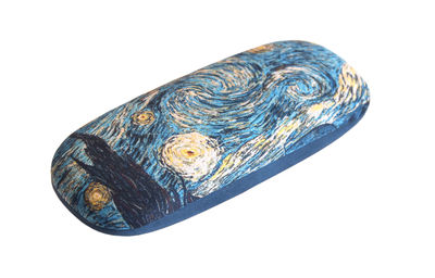 STARRY NIGHT by Vincent Van Gogh Art Designs hard shell Eyeglass Cases