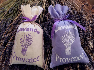 French Provence Lavender Sachets